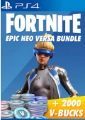 Fortnite Neo Versa Bundle + 2000 V-Bucks