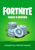 Fortnite 1000 V-Bucks Gift Card