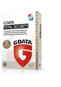 G DATA TOTAL SECURITY 1 PC / 1 YEAR