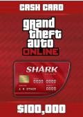Grand Theft Auto Online Prepaid - $100,000