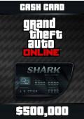 Grand Theft Auto Online Prepaid - $500,000