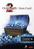 Guild Wars 2 Prepaid - 2000 Gems