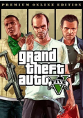Grand Theft Auto - GTA V - Premium Online Edition