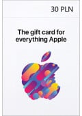 iTunes Prepaid 30 PLN