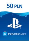 Playstation Network 50 PLN Prepaid Card - PL