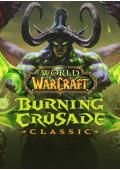 World of Warcraft Burning Crusade Classic - Dark Portal Pass