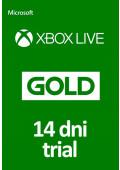 Xbox Live Gold 14 Dni (Trial)