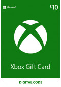 Xbox Prepaid - $10 - USA
