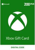 Xbox Prepaid - 200 PLN - PL