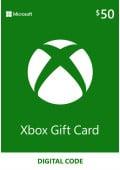 Xbox Prepaid - $50 - USA