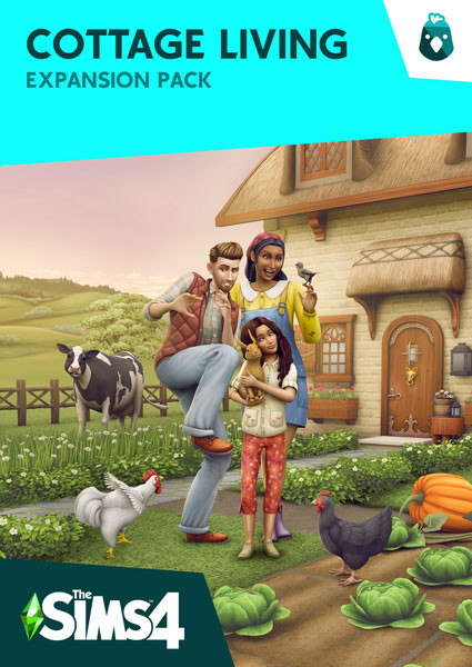 The Sims 4: Wiejska sielanka