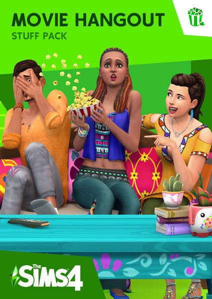The Sims 4: Kino Domowe