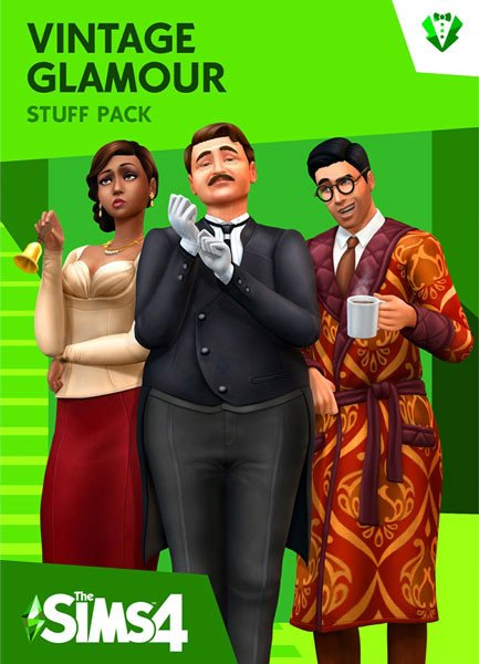 The Sims 4: Styl dawnych lat
